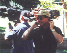 Phil Kassel directing AOG